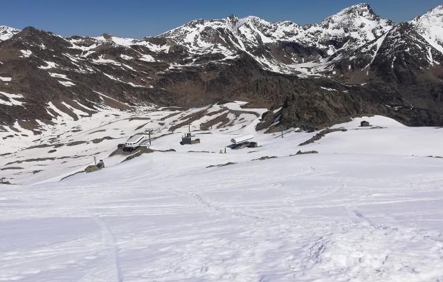 Imagen de Ordino Arcalís (Andorra) el día 1 de junio