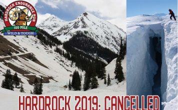 La Hardrock 2019, cancelada por peligro de avalanchas de nieve