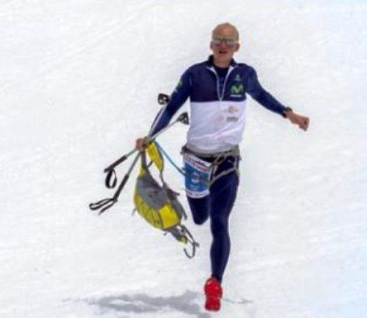 Una imagen del deportista