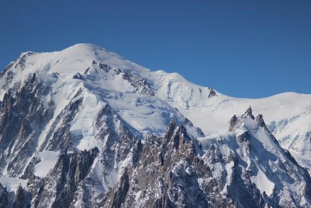 Eric Fournier, el alcalde de Chamonix-Mont-Blanc, dijo que el