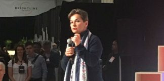 La antropóloga y economista Christiana Figueres