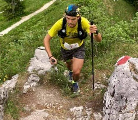 Pau Capell durante la carrera