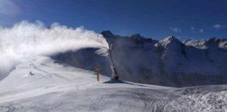 La falta de nieve a mitad de diciembre pasó factura en los Pirineos