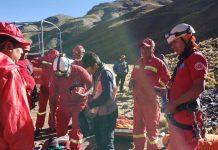 Bomberos Antofagasta ejecutaron labores de rescate