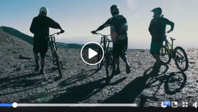 La bici de montaña, una de las actividades estrella del centro granadino