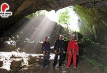 Una imagen de la cueva Coventosa
