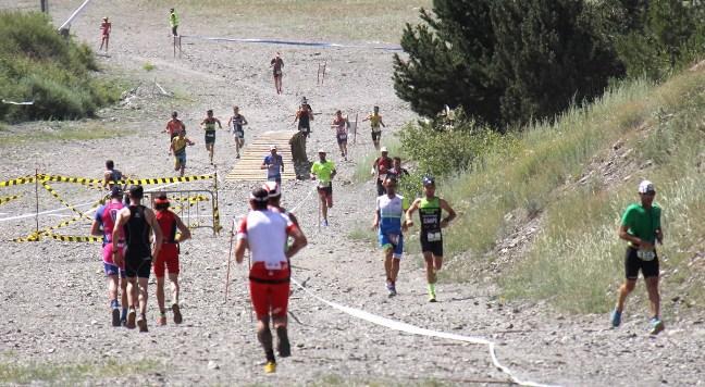 La carrera a pie discurrirá por encima de los 2.000 metros entre las pistas de El Río y Maribel